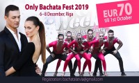 Only Bachata FEST 2019 WITH WORLD Bachata Champions