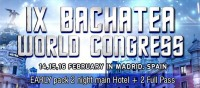 Bachatea World Congress 2020 with The MOB